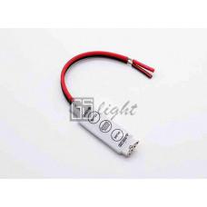 RGB-контроллер mini (12V, 12A, 144W)