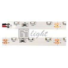 Открытая торцевая светодиодная лента SMD 335 60LED/m IP33 12V Yellow