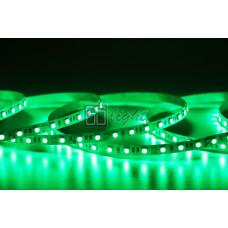 Открытая светодиодная лента SMD 5050 60LED/m IP33 12V Green LUX GSlight