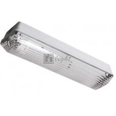 Светодиодный антивандальный ЖКХ светильник ID105-220V 25W IP65